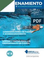 Journal 8 NSCA Spain