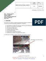 Informe Tecnico 01 Ferrominig