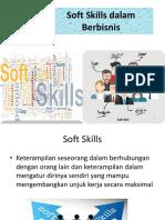 8. Soft Skills Dalam Berbisnis
