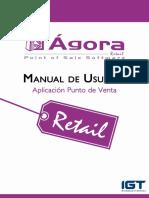 TPV AGORA Manual Agora Retail