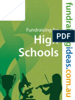 Fundraising for High Schools