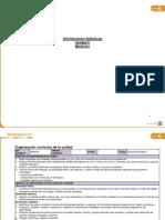 PlanificacionMatematica5U6