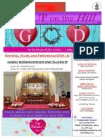 Newsletter February 2019 Website