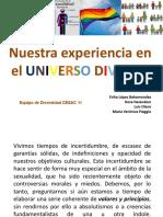 Presentación Ramos Diversidad 2014