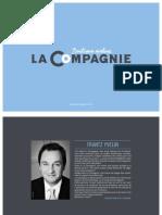 Press Kit La Compagnie