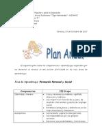 Plan Anual 2017- 2018