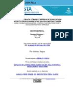 EXPECTATIVAS Y VALORACIÓN DE LOS ESTUDIANTES EN LA CONSTRUCCIÓN DE ESCUELAS INCLUSIVAS