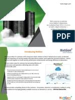 NxtGen's Datacenter Footprint in India