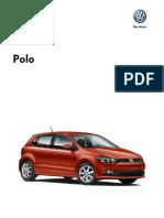 Ficha tecnica Polo 2015