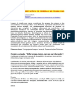 Projeto editorial