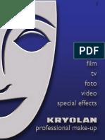 Catalogo Kryolan