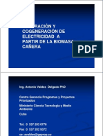 Powerpoint Cogeneracion Cañera_valdez