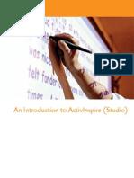 Activinspire User Guide