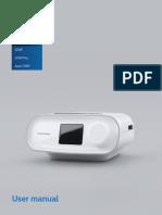 DreamStation CPAP User Manual