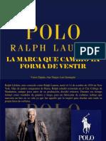 Víctor Zapata, Ana Vargas, Luis Irausquín - Polo Ralph Lauren, La Marca Que Cambió La Forma de Vestir