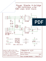 Simple-H (H-Bridge Circuit).PDF