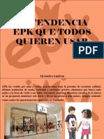 Alexandra Azpúrua - La Tendencia EPK Que Todos Quieren Usar