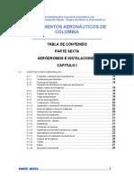 AERODROMOS E INSTALACIONES