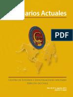 Reseña_Cultura de Seguridad y Defensa Fundamentos y Perspectiva de Mejora, 2015