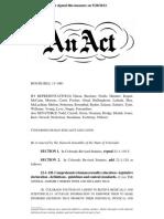 House Bill 13-1081