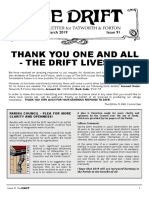 The Drift Newsletter for Tatworth & Forton Edition 091