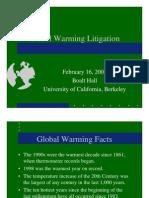 Global Warming Pt1
