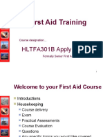 First Aid Level 2 - Bag 1