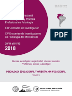Aisenson, et al. Jornadas Fac Psi 2018 Equipo TLibre Trabajo Decente