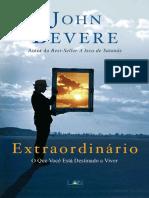 Extraordinário - John Bevere