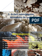 Grupos mineralógicos
