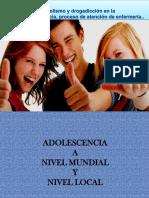 ADOLESCENCIA-PROBLEMASpptx