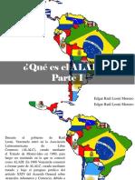 Edgar Raúl Leoni Moreno - ¿Qué Es El ALALC?, Parte I