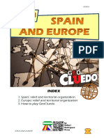 Student's Booklet - Spain and Europe