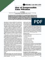 Simulation Filtration