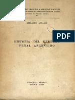 Historia Del Derecho Penal Argentino