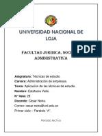 Aplicación de las técnicas de estudio, UNIDAD 2.docx