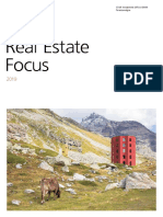 Swiss Real Estate Focus 2019 De