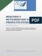 Mercurio y Metilmercurio Anfaco