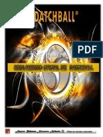 Reglamento Oficial Datchball Actual 2017-2018
