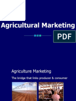 Introduction of Agricultural Marketing1