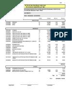 5.1. Acta de Pactación de Precios