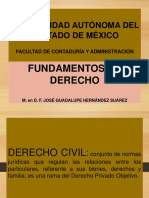 Fundamentos de Derecho III