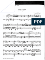 Duo facile for two gtrs de Call op.20.pdf