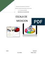Monografia de escala de medicion