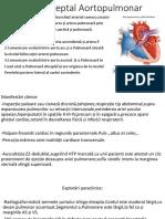 Defect septal aortopulmonar