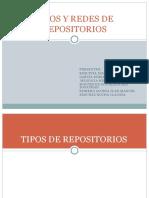Tipos y Redes de Repositorios