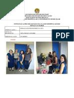 Relatório 2018 Com Fotos