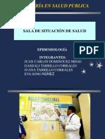 Sala Situacional de La Salud 2019