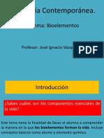 2. Bioelementos