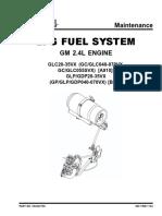 Kubota v3800 Cr Te4 Dm | Throttle | Fuel Injection